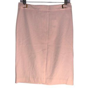 New York & Co. Pale Pink Pencil Skirt (Size: 2)